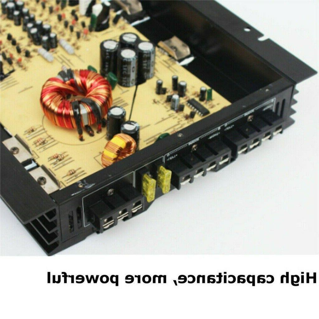 5800W Watt Car Amplifier Audio Speaker Amp Device