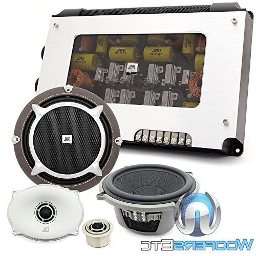 660gti component speakers system