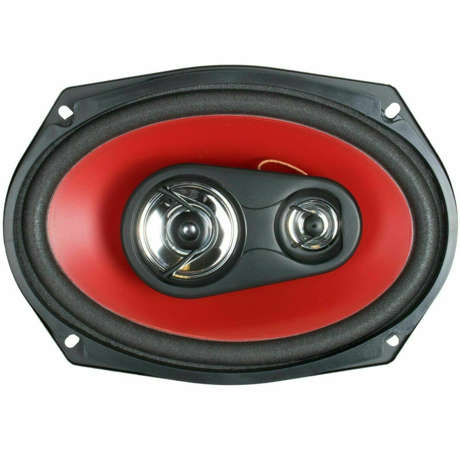 "Audiobank 6x9"" + 6.5"" 400W Car Speakers"