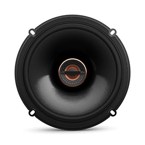 """Car REF-6522EX Shallow-Mount 6-1/2"""" Coaxial Car Speakers + Amp"""