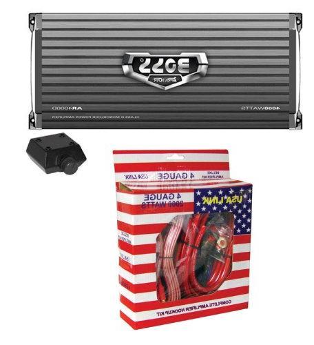 ar4000d mono d car amplifier