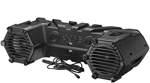BOSS Audio ATVB95LED Amplified, Weather-Proof Remote, Volt Friendly