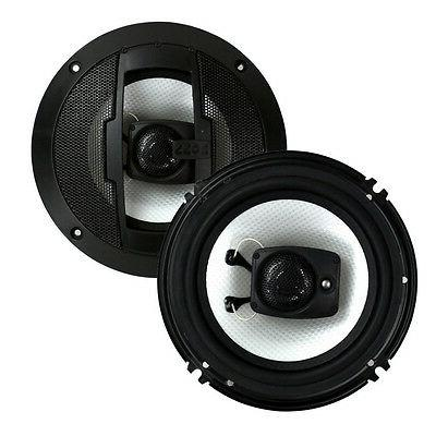 "R63 Riot 300-watt 3 way auto 6.5"" Coaxial Speaker"