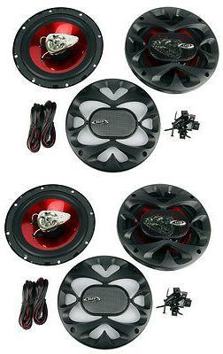 BOSS Audio CH6500 200 Watt , 6.5 Inch, Full Range, 2 Way Car