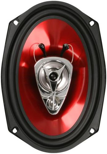 BOSS Speakers 400 Of Per And Watts Each, 6 Full 3 Way, Sold Mounting