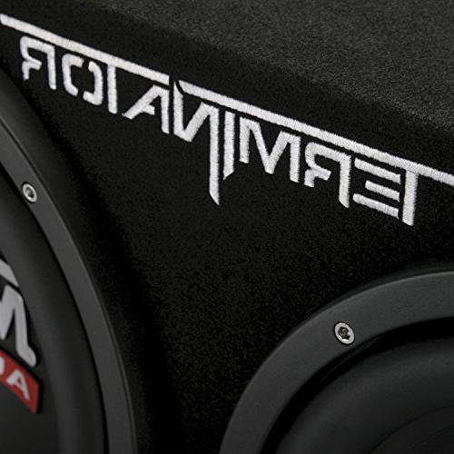 MTX Terminator Series TNE212D 1,200-Watt Sub