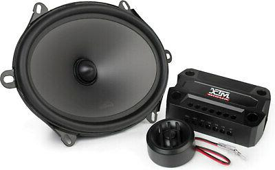 audio thunder681 ohm component speaker