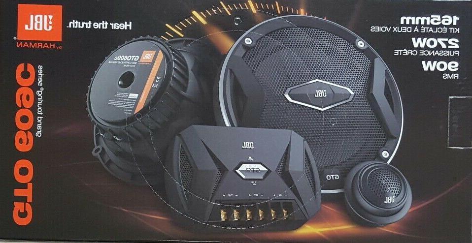 """AUTHENTIC 540 Watts 6.5"""" Car Speaker 6-1/2"""""""