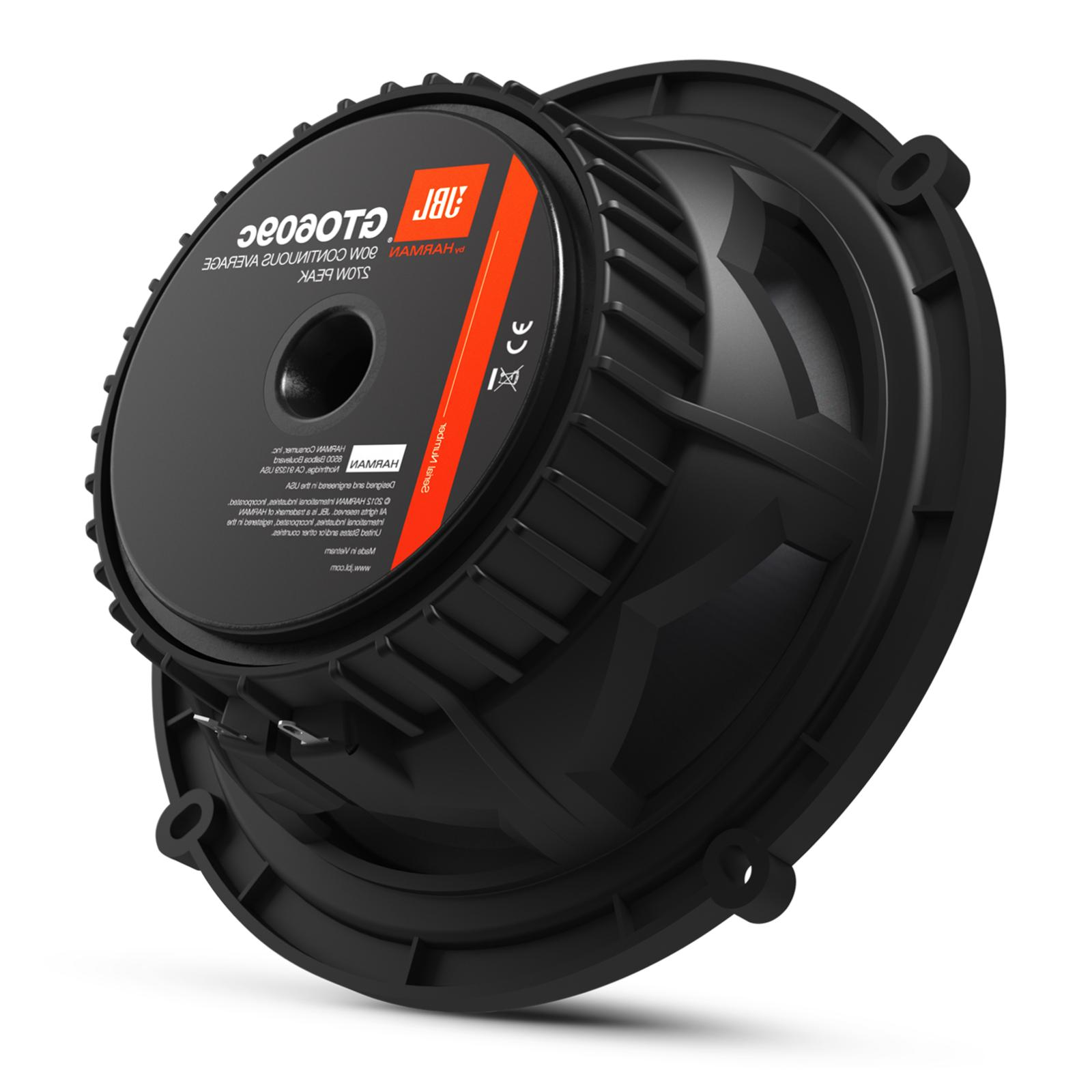 "AUTHENTIC GTO 540 Watts 6.5"" Car Speaker 6-1/2"""