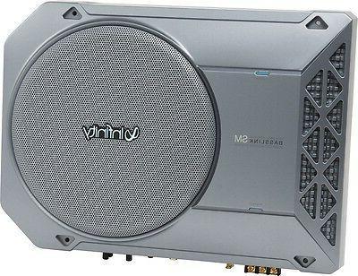 "Infinity BassLink SM 125W 8"" Ultra-Compact Shallow Hideaway"