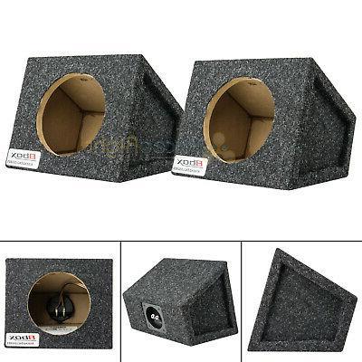 """Atrend Bbox Series 6.5"""" Single Sealed Enclosures Pair"""