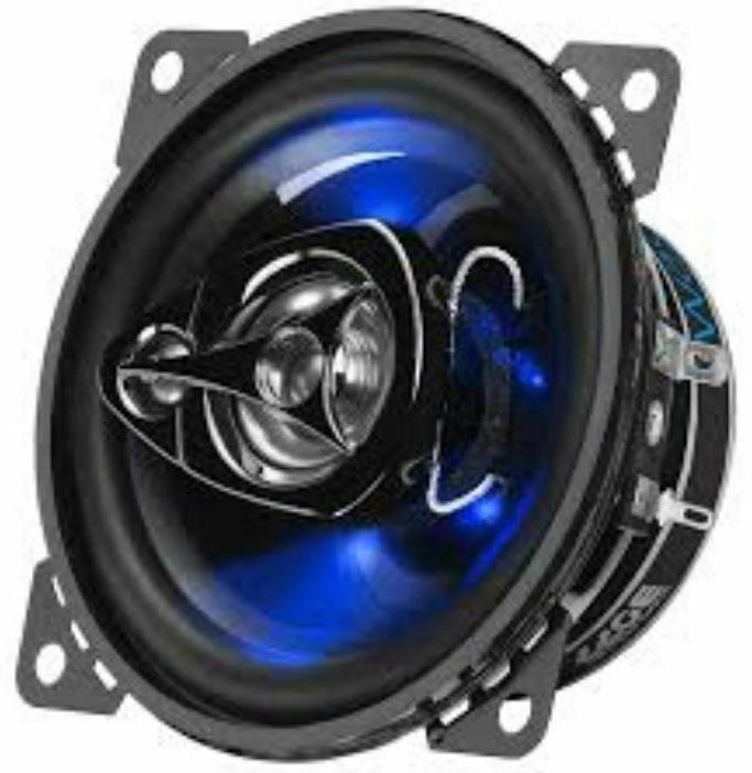 "Boss Audio BE423 Rage 4"" 3-way 225W Full Range Speaker"
