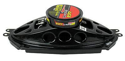Boss 3-Way Full-Range Exxtreme Audio Speakers CH4330