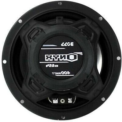Boss NX654 6.5-Inch 400W 4-Way Speakers