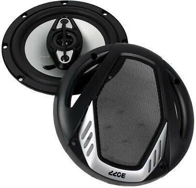 Boss 4-Way Coaxial Speakers