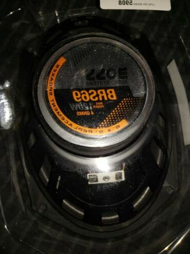 brs69 120 watt 6 x 9 inch