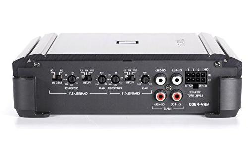 Alphine Car Amplifier REF-6522EX Shallow-Mount Coaxial Amp