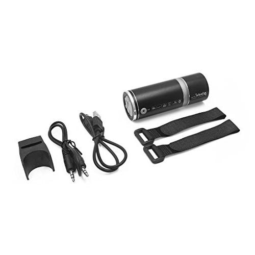 car cylindrical portable rechargeable wireless