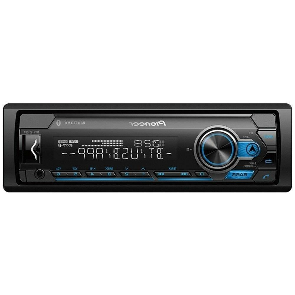 "Pioneer Car Digital Media Receiver with Bluetooth USB/6.5""&6.9"" SPEAKERS"