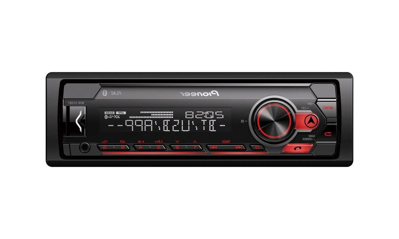 "Pioneer Media Receiver Bluetooth USB/6.5""&6.9"""