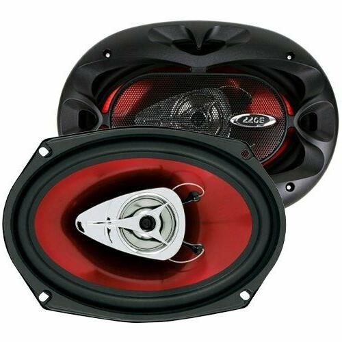 ch6920 car speakers 350 watts of power