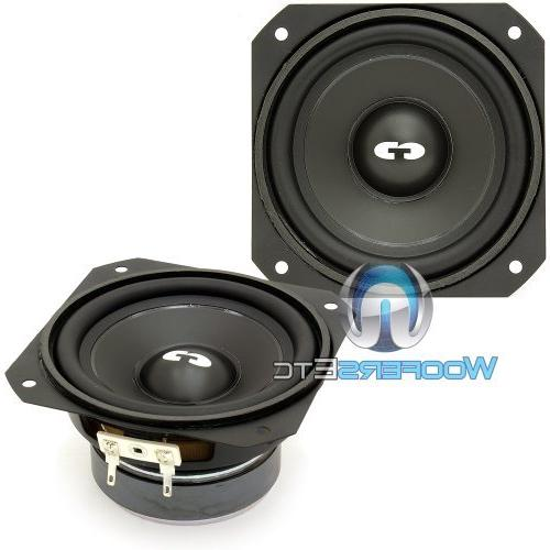 CL-4 Audio Classic RMS Mid-Bass