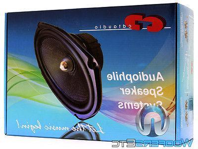CDT AUDIO CL-69SUB/CF 2 OHM CARBON SPEAKERS