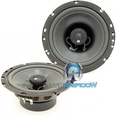 coaxial speaker pair cl 6ex