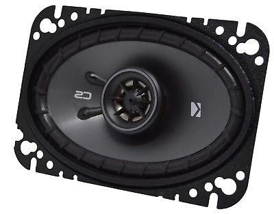 Kicker CS 2-Way Car Speakers - Pair CSC46