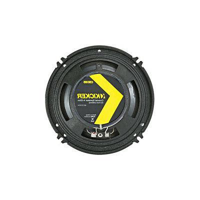 Kicker Series 6.5 Inch Speaker Woofers,