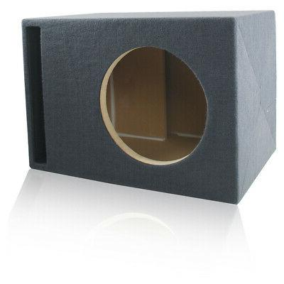CUSTOM 13W7AE VENTED MDF SUB ENCLOSURE BOX for JL AUDIO® 13