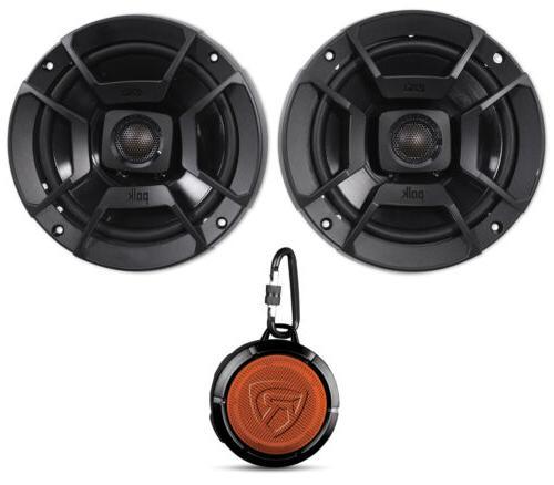 db652 car marine motorcycle speakers