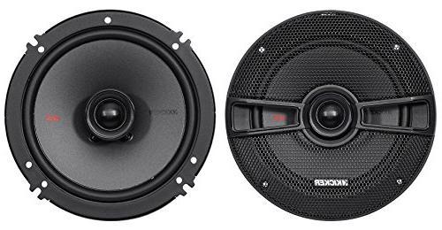 "Kenwood DNX875S 6.95"" DVD 6x9+6.5"" Speakers"