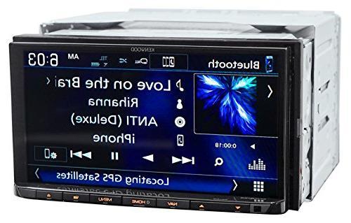 Kenwood DNX875S DVD Speakers