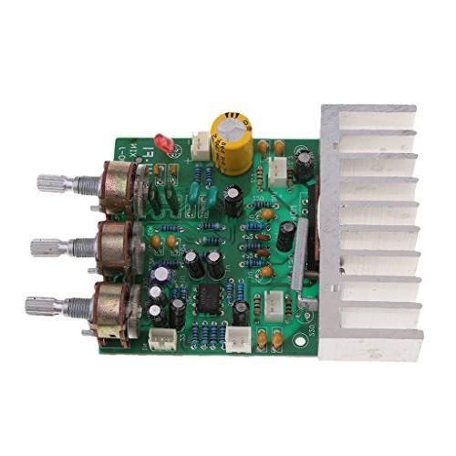 dual channel hifi stereo amplifier