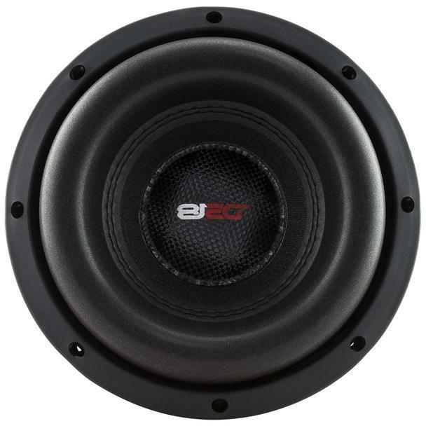 DS18 Subwoofer Dual 4 600 Max Sub Speaker Car
