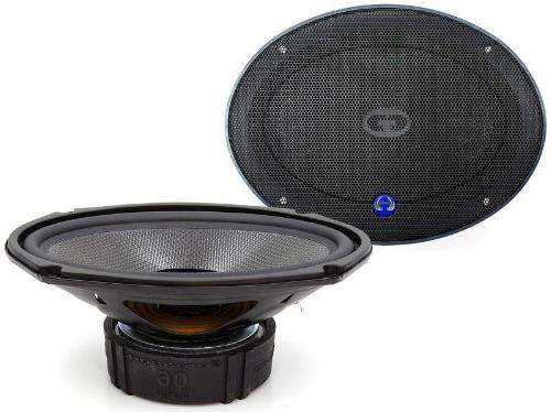 "ES-0690 GOLD - CDT Audio 6""x9"" Way Extended Mid-Bass Speaker"