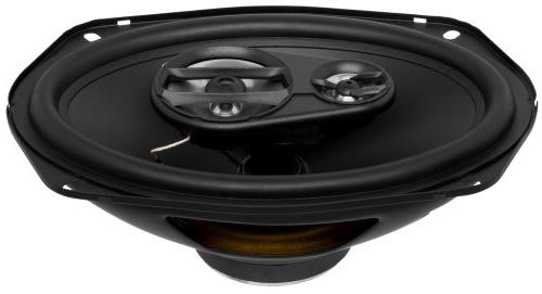 "SSL Series Full Range 3-Way Loudspeaker, 6"" x Watt"