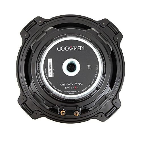 KFC-XW120 12 inch Subwoofer Kenwood KAC-9106D 2000 Monoblock D Car Audio Amplifier