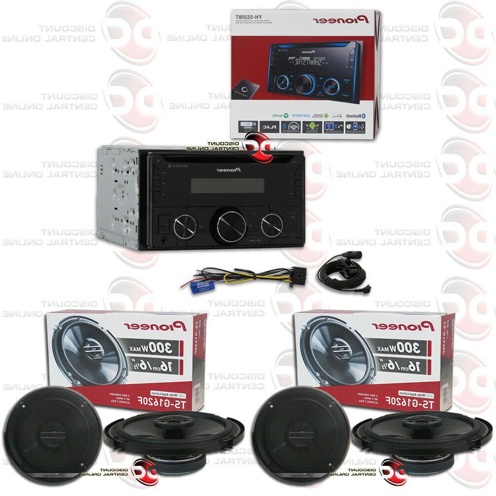 fh s500bt 2din car cd bluetooth stereo