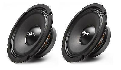 NEW SKAR AUDIO FSX8-8 8-INCH 8 OHM 350W MAX CAR PRO AUDIO S