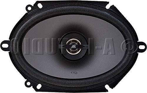 JBL GT7-86 6x8 GT7-Series Coaxial Car Audio Speakers