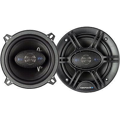 BLAUPUNKT GTX525 5.25-INCH 300 WATTS 4-WAY COAXIAL CAR AUDIO