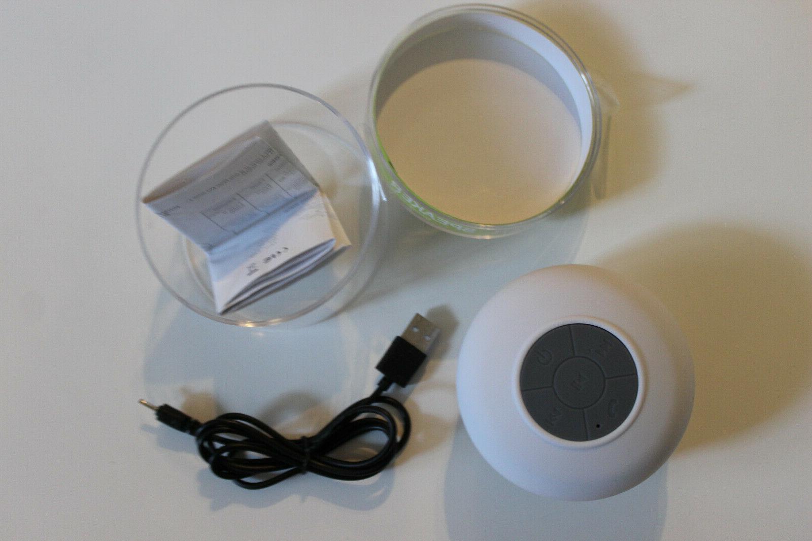 Hands-free Waterproof Wireless Bluetooth Car,