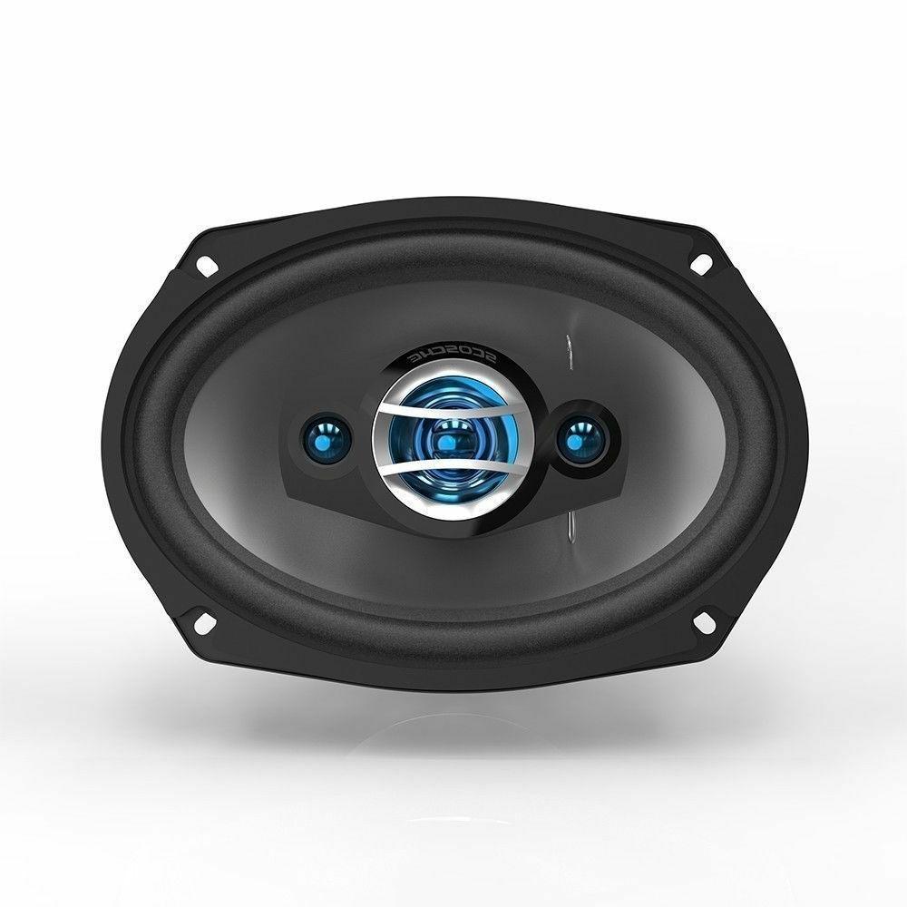 Scosche HD 6 9 Audio Speakers NEW™