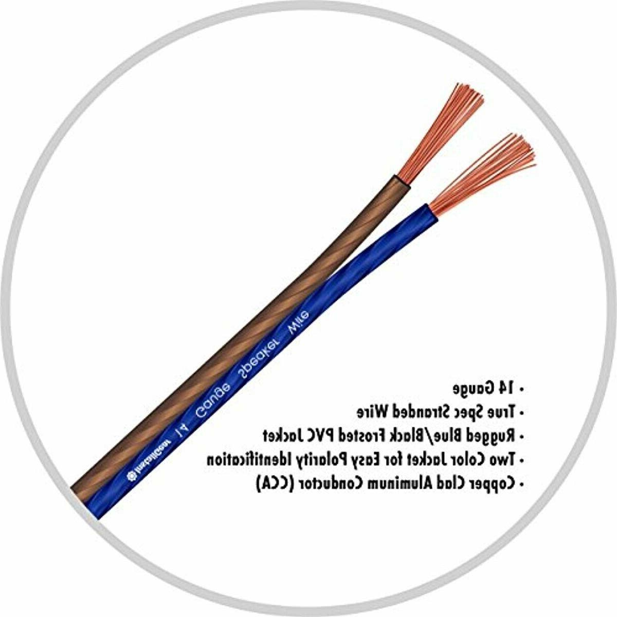 Installgear 14 100Ft Wire Spec Cable New