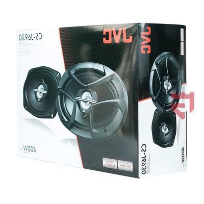 """JVC Series CS-J6930 6x9"""" Coaxial Car"""