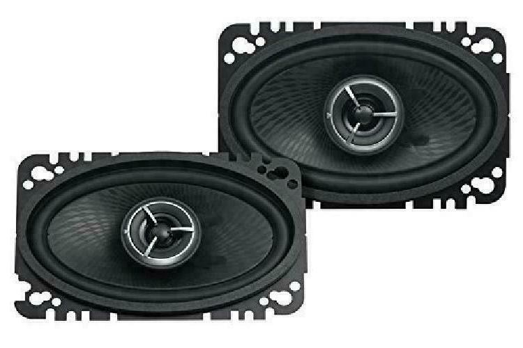 "Kenwood Kfc-X463C Excelon 4X6"" 2-Way Speaker System - Pair"