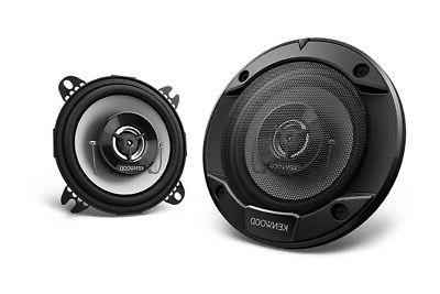 Kenwood KFC-1066S 220 Watt 4-Inch Coaxial 2 Way Stereo Car A