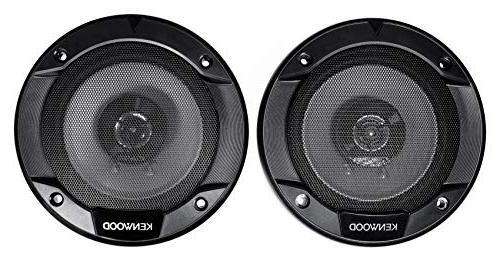 "Kenwood 5.25"" 1000 Watt Audio"